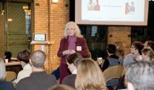 "Ginny Redish at MIMA ""Web Content Session"" Nov 12, 2008"